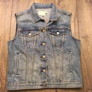 Rag & Bone jean vest. 🌟Store Exclusive🌟